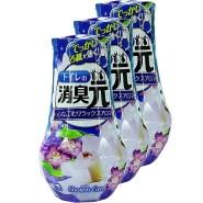 【中亚prime会员】小林制药 消臭元 厕所除臭清香剂 400ml*3瓶