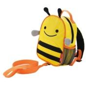 【Belle Maison】带宝宝防走失牵引绳小蜜蜂背包