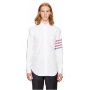 送礼首选~ Thom Browne Classic Shirt 男款棉质白衬衫