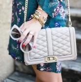【史低價】Rebecca Minkoff 官網:超實用時髦 love 系列背包