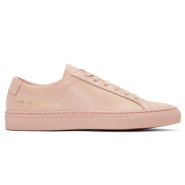 Woman by Common Projects 女款粉色运动鞋