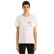 【新款】 Maison Margiela 2018春夏新款棉质带口袋T恤