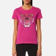 【免费直邮中国】Kenzo Tiger Classic 女士T恤