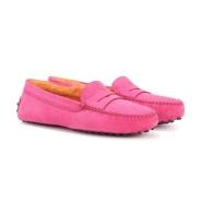 【独家款!3色选】Tod's 麂皮豆豆鞋
