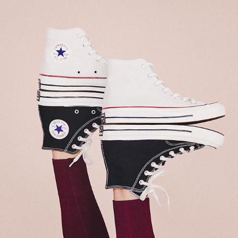 Converse 匡威美国官网:精选男女、儿童时尚经典帆布鞋、70s等