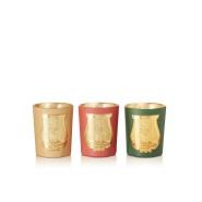 Cire Trudon  17年圣诞限量香氛蜡烛 3*100g