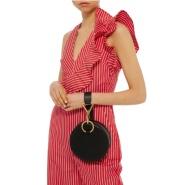 一款让你更加与众不同的包包 Tara Zadeh Azar 圆形手拿包