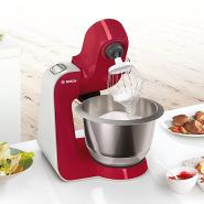 全能厨房帮手!【中亚Prime会员】Bosch 博世 MUM58720 厨师机料理机