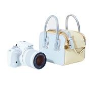 限量版 Stella Mccartney X Canon Linda 相机包+EOS 相机
