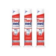 【立减8欧+免邮中国】Theramed 泰瑞美 站立式全效美白牙膏 去除牙渍 100ml*3支