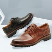 【中亚Prime会员】Clarks 其乐 男士 Montacute Hall 秋冬款商务休闲皮鞋