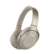 SONY 索尼 WH-1000XM2 头戴式无线蓝牙降噪耳机 金色