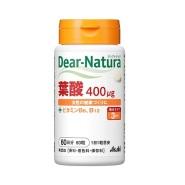 【日本亚马逊】Asah 朝日 Dear-Natura 叶酸 60粒