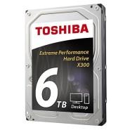 【中亚Prime会员】TOSHIBA 东芝 X300系列 台式机 3.5英寸 机械硬盘 6TB