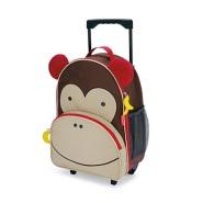 【美亚直邮】Skip Hop 动物园可爱猴子儿童行李箱/书包