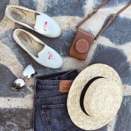 反季好价多多!亚马逊海外购:Soludos 草编渔夫鞋