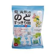 【日本亚马逊】龙角散 止咳化痰润喉糖薄荷味 80g
