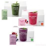 【iMomoko】POLA 葡萄石榴蓝莓 & 健康纤维素青汁 & 抗氧红莓活性水果酵素套装