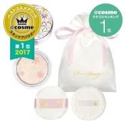 【Cosme.com】SHISEIDO 资生堂 MAQUILLAGE 心机系列限定雪花蜜粉饼 花香 25g*2个