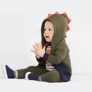【上新】Gymboree 金宝贝:Baby Buddies 系列婴儿服饰等 小熊猫/小恐龙图案