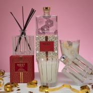 Neiman Marcus:NEST 美国专业家具香氛品牌精选圣诞限量香薰蜡烛、无火香薰