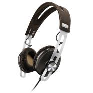 【中亚Prime会员】Sennheiser 森海塞尔 Momentum On-Ear 小馒头二代头戴式耳机 棕色 iPhone版
