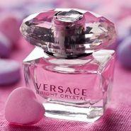 【4折+免邮】Versace 范思哲 Bright Crystal 粉钻香水 90ml