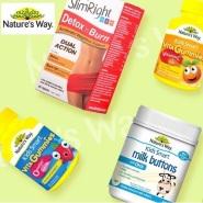 【史低价】Chemist Warehouse:精选 Nature's Way 小儿维生素、鱼油等