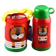 【Rakuten Global Market】虎牌 狮子图案保暖杯 600ml