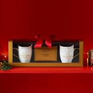 【5折】Godiva 歌帝梵 牛奶巧克力热可可&马克杯礼盒