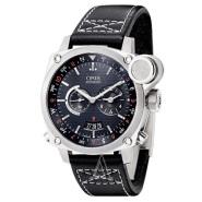 【3.2折】Oris 豪利时 BC4 Flight Timer 系列 01-690-76154154SETLS 男士自动机械手表