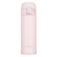 【中亚Prime会员】Zojirushi 象印 粉色一键开启不锈钢保温杯 300ml SM-PB34-TD