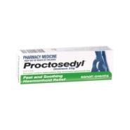 【满额免邮】Proctosedyl 痔疮膏 孕妇可用 30g