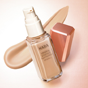 【HABA】 HABA 礦物精華粉底液 30ml