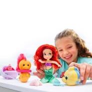 【6折】Disney 迪士尼 动画师系列 人鱼公主玩具套装