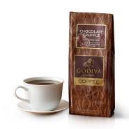 【冬季特卖】Godiva 歌帝梵:松露巧克力咖啡 独特风味 284g
