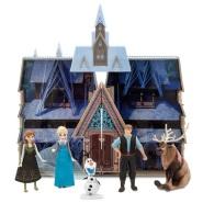 【6折】Disney 迪士尼 《冰雪奇缘》城堡玩具组