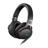 【中亚Prime会员】Sony 索尼 MDR-1A 头戴式尊享耳机 黑色