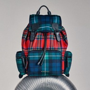 Burberry 英国官网:经典格纹、时髦方扣美包