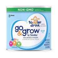 【中亚Prime会员】Similac 雅培 Go&Grow 非转基因3段婴幼儿宝宝奶粉 680g*6罐