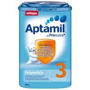 【中亚Prime会员】Aptamil 爱他美 3段婴幼儿配方奶粉 10-12个月 800gx6罐装
