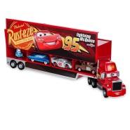 超豪华!Disney 迪士尼 Mack Die Cast Carrier 8 汽车玩具组合