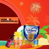 【立減9澳】澳洲Chemist Direct藥房中文網:全場食品保健、母嬰用品等