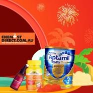 【立减12澳】澳洲Chemist Direct药房中文网:全场食品保健、母婴用品等