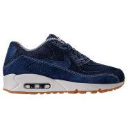 牛仔风格 Nike 耐克 Nike Air Max 90 SE 女士跑鞋