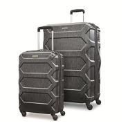 限时高返16%!【中亚Prime会员】Samsonite 新秀丽 Magnitude Lx 行李箱20+28寸2件套 黑色