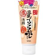 【中亚prime会员】SANA 莎娜 豆乳本铺 保湿美肤洗面乳 150g