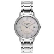 【额外8折】Baume and Mercier 名士表 Classima Executives 系列 MOA10221 女士自动机械手表