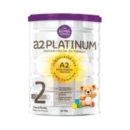 【立减23澳】A2 婴儿奶粉 Platinum 白金二段 900g
