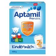 补货可买!【中亚Prime会员】Aptamil 爱他美 2+段婴幼儿配方奶粉 600gx5盒